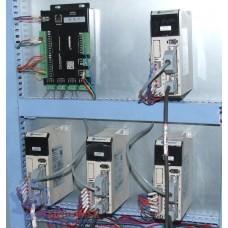 LTT-2130Z Фрезерный станок с ЧПУ и автоматической линейной сменой инструмента