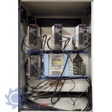 LTT-2130ASD Фрезерный станок с ЧПУ с полуавтоматической сменой инструмента