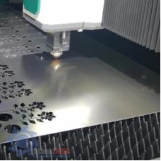 FIBER TS 1530 B 1500 Вт Станок лазерной резки по металлу (сварная станина)
