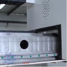 FIBER TS 1530 C 2000 Вт Станок лазерной резки по металлу (станина чугунная)