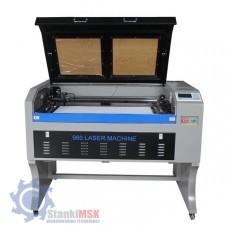 Ketai Laser 6090 Лазерный гравировальный станок с ЧПУ, 100 Вт