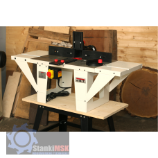 JET JRT-2 Универсальный чугунный фрезерный стол