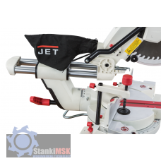 JET JSMS-12L Торцовочно-усовочная пила