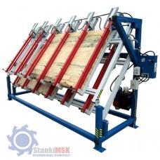 ПГВ 2-3000 Гидравлический вертикальный пресс с двумя рабочими полями