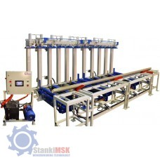 Антей-А Автоматические гидравлические прессы для склеивания бруса