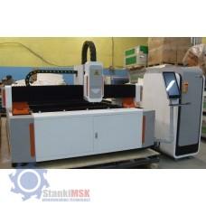 LF3015LN/500 Raycus Оптоволоконный лазерный станок для резки металла