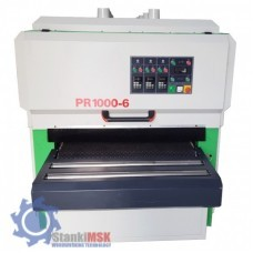 PR1000-6 Полировальный станок