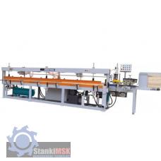 MHZ1546 Автоматический пресс для сращивания по длине