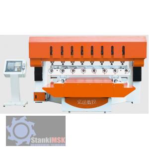 XZ-12025-5Z Пятиосевой обрабатывающий центр с ЧПУ с автоматической сменой инструмента