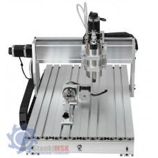 Фрезерный ЧПУ-станок Scotle 6040 4Axis 1500W 105mm USBCNC
